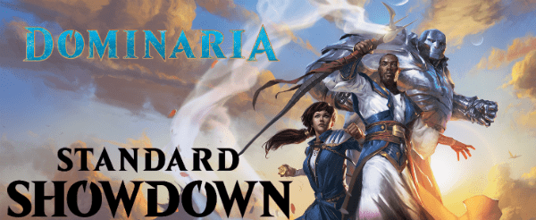 MTG – STANDARD SHOWDOWN DOMINARIA