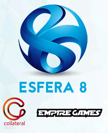 organizadores del torneo de infinity: empire games, esfera 8 y collateral