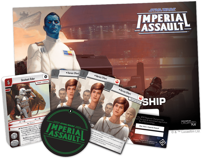 SW Imperial Assault – Store Championship