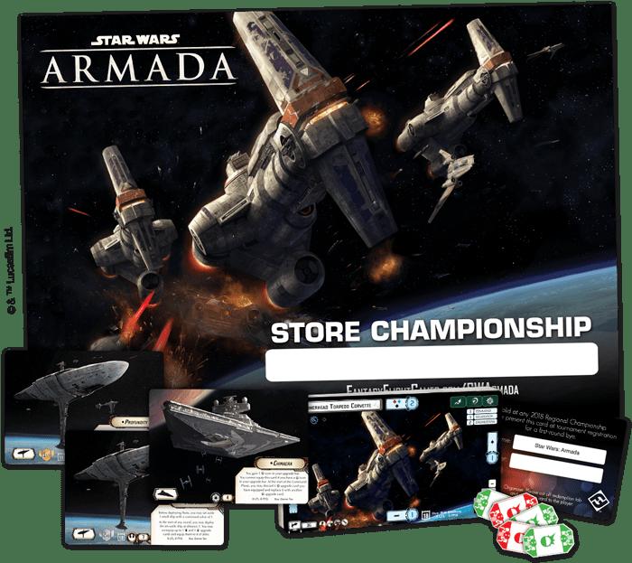 SW Armada – Store Championship