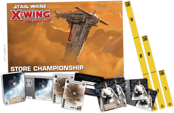 SW X-Wing – Store Championship