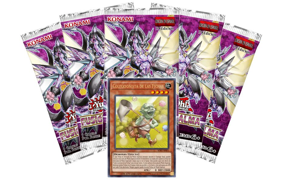 Tapete para el Ganador YuGiOg! Fusión del Alma