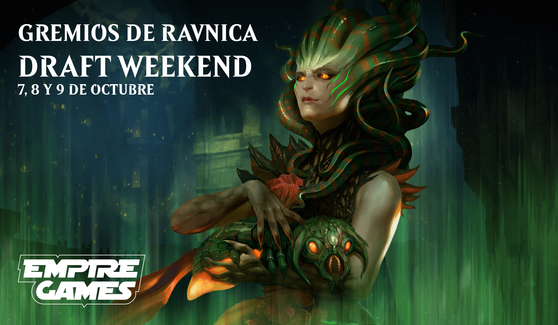 MTG – Draft Weekend Gremios De Ravnica