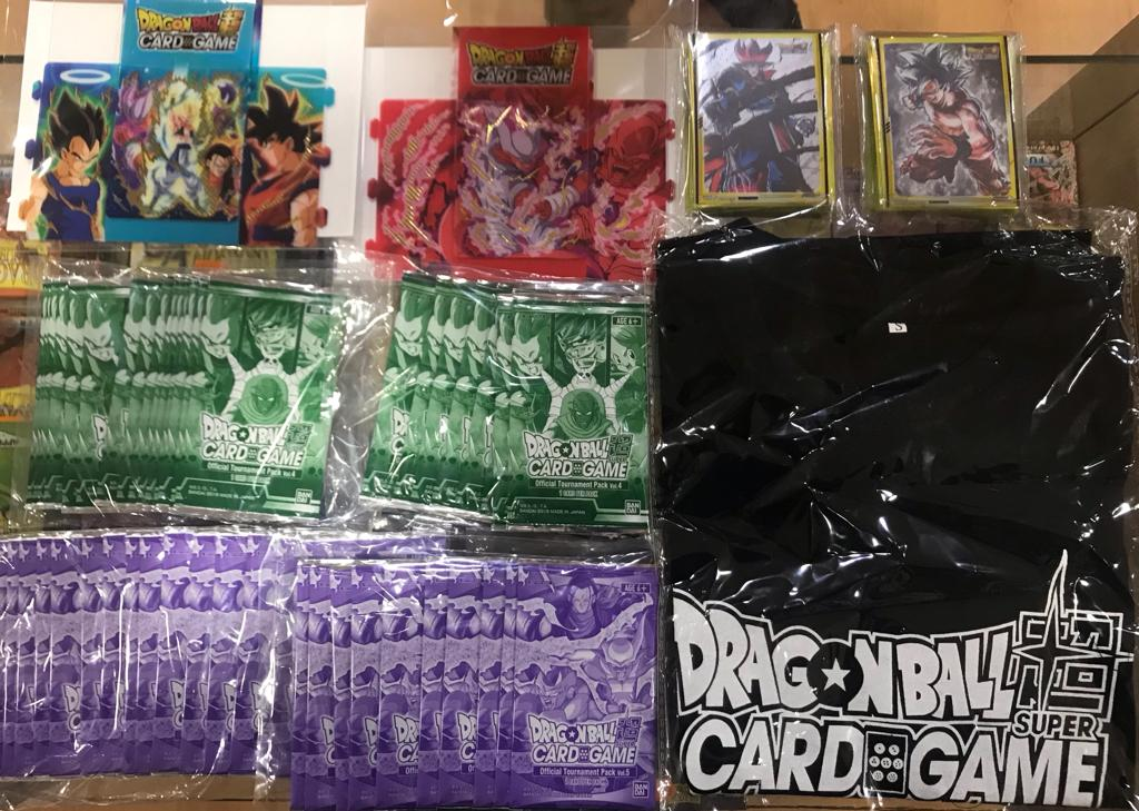 premios del torneo de dragon ball super de empire games