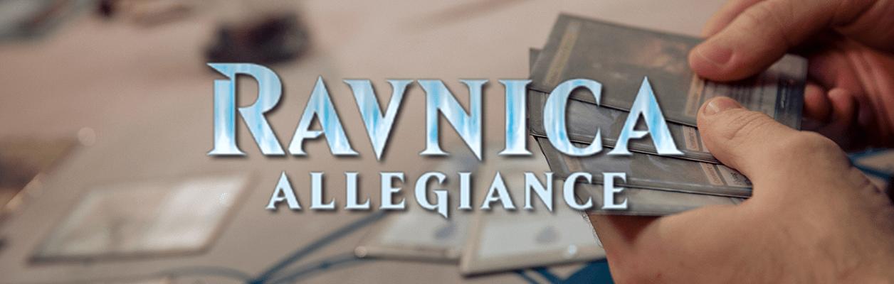 MTG – Standard Showdown La Lealtad De Ravnica