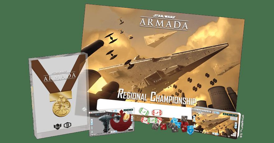 REGIONAL – STAR WARS ARMADA
