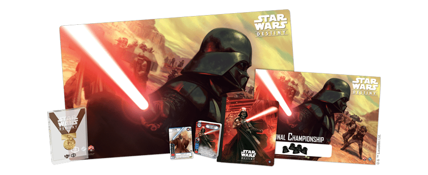 REGIONAL – STAR WARS DESTINY