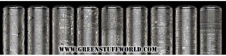 CURSO DE MODELAJE DE PEANAS – Colabora: GreenStuffWorld