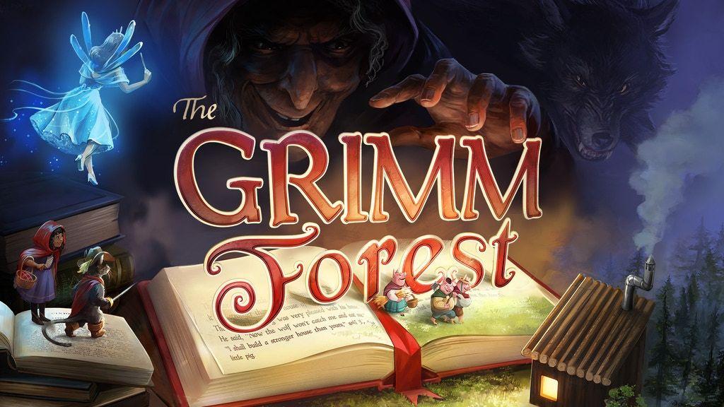 Presentación  – Grim Forest (Last Level)