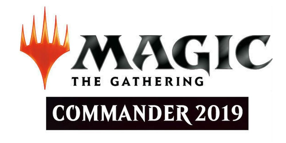 Commander Weekend – Magic The Gathering