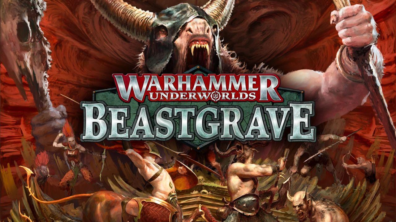 Torneo Warhammer Underworlds – Beastgrave Celebration