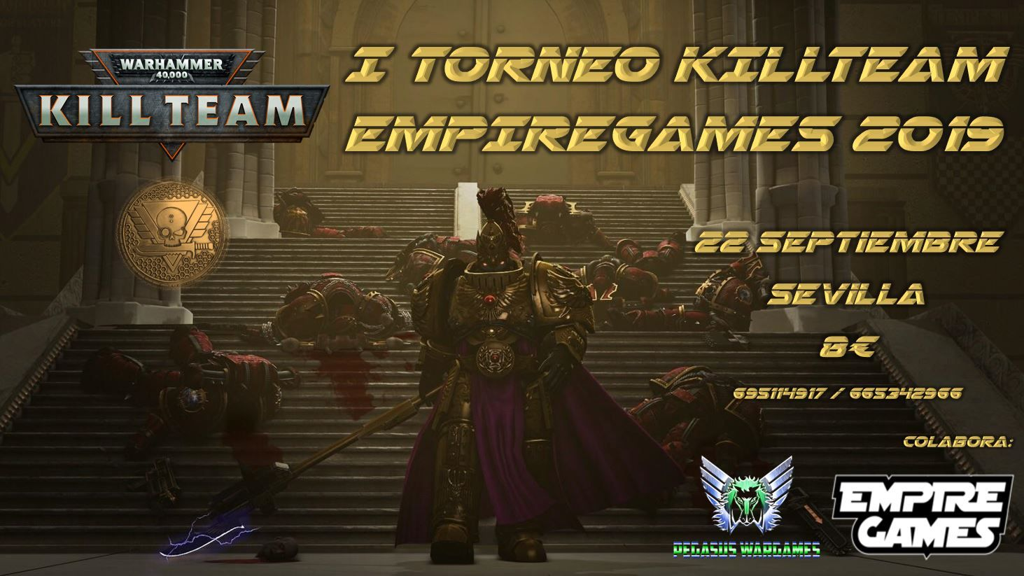 Torneo Warhammer Kill Team