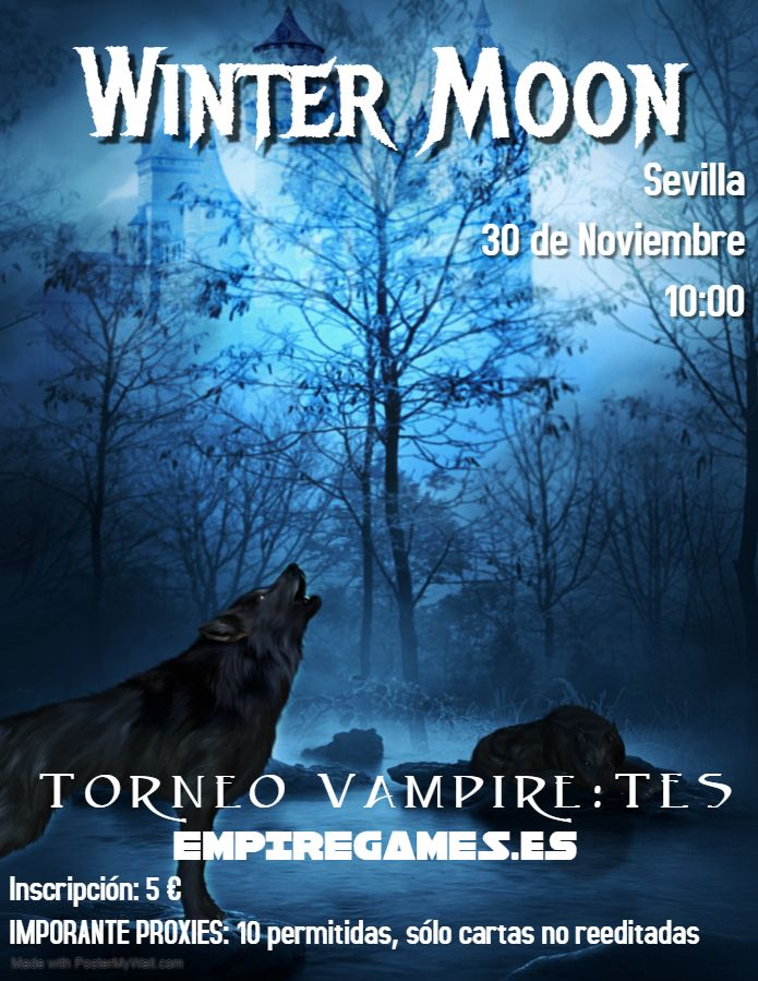 Torneo Vampire: The Eternal Struggle