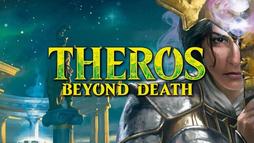 PRESENTACIÓN NOCTURNA · THEROS BEYOND DEATH
