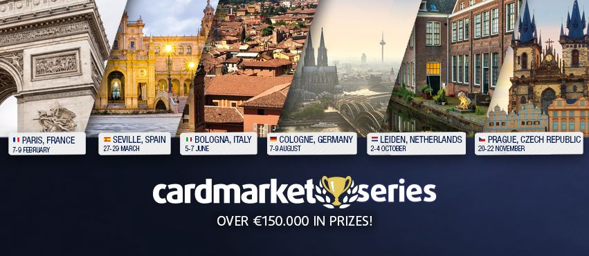 MTG – Cardmarket Series Store Challenges – LEGACY