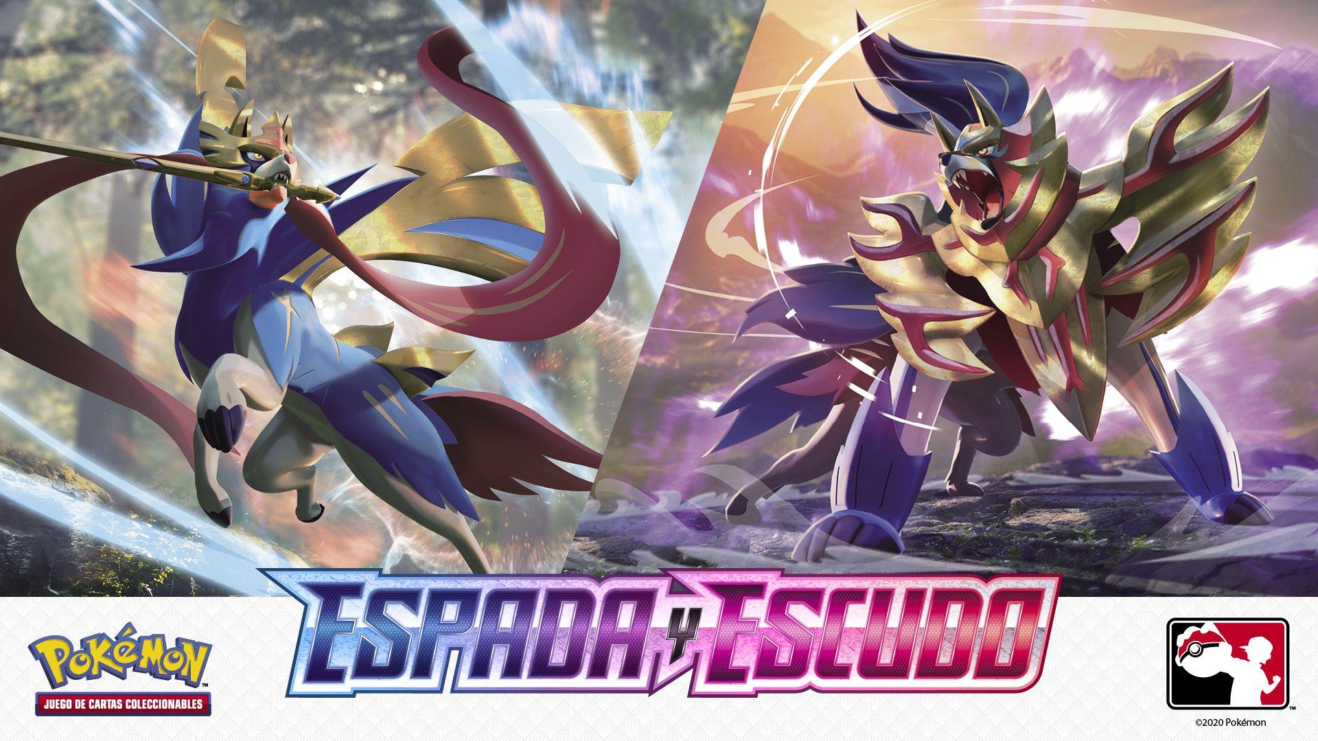 Presentación Pokemon: Espada Y Escudo