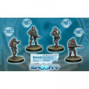 Infinity: Briscards, 8éme Reg. D'infanterie De Montagne (0397)