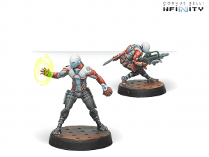 Infinity: Zeros (Combi Rifle/Hacker) (0661)