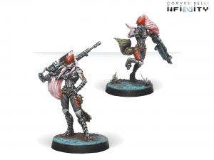 Infinity: Zerat Special Missions Reg. (MULTI Sniper/Hacker) (0658)