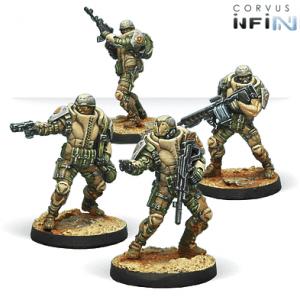 Infinity: Djanbazan Tactical Group (0606)