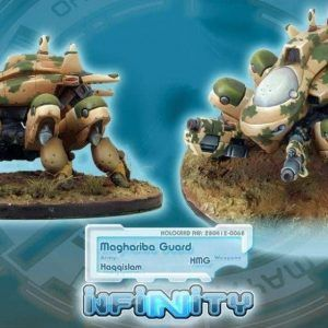 Infinity: Maghariba Guard (0068)