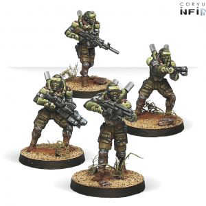 Infinity: Sekban, Naval Special Unit (0455)