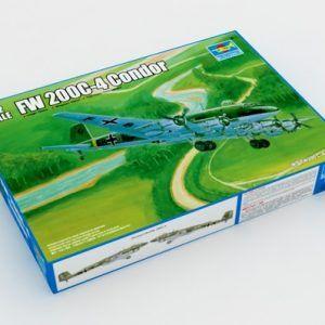 1:72 Trumpeter 01638 Focke-Wulf Fw 200C-4 Condor