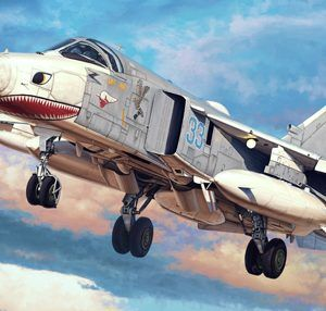 1:72 Trumpeter 01672 Su-24MR Fencer-E