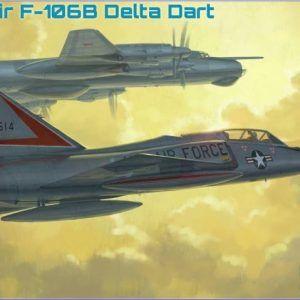 1:72 Trumpeter 01683 US F-106B Delta Dart