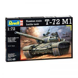 1:72 Revell: T-72 M1 (03149)