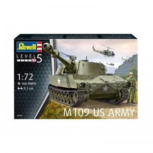1:72 Revell: M109 US Army (03265)