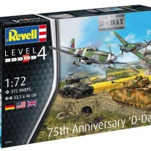 1:72 Revell 03352 75th D-DAY Anniversary 'D-Day'