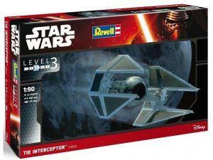 1:90 Revell 03603 Star Wars Tie Interceptor