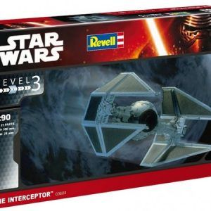 1:90 Revell 03603 Star Wars Tie Interceptor