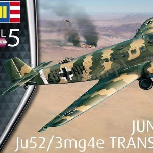 1:48 Revell 03918 Junkers Ju52/3mg4e Transport