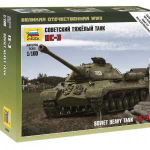 1:100 SOVIET HEAVY TANK IS-3   ZVE6194