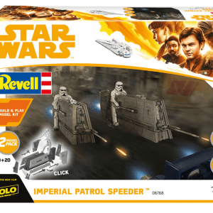 1:28 Revell 06768 Build & Play Imperial Patrol Speeder
