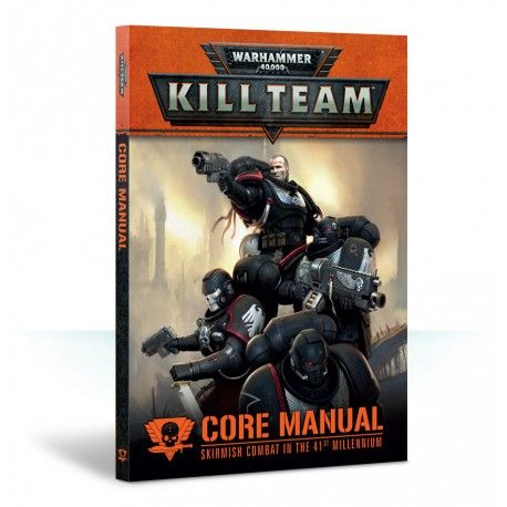 WH40K: KILL TEAM CORE MANUAL (ESPAÑOL)