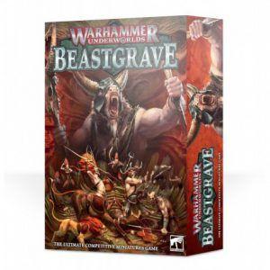 Warhammer Underworlds: Beastgrave (Español) (110-02)