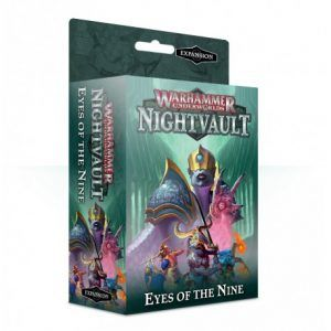 Warhammer Underworlds: Ojos De Los Nueve (110-37)