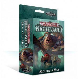 Warhammer Underworlds: Mollog's Mob / La Peña De Mollog (110-41)