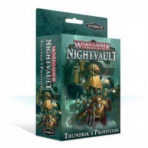 Warhammer Underworlds: Estraperlistas De Thundrik (110-54)