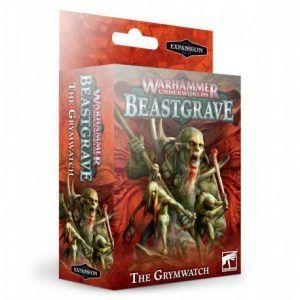 Warhammer Underworlds: Beastgrave – La Guardia Torva (110-63)