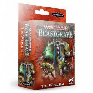 Warhammer Underworlds: Beastgrave – Despojos De Gusano (110-81)
