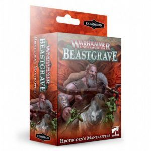 Warhammer Underworlds: Beastgrave – Tramperos De Hrothgorn (110-82)