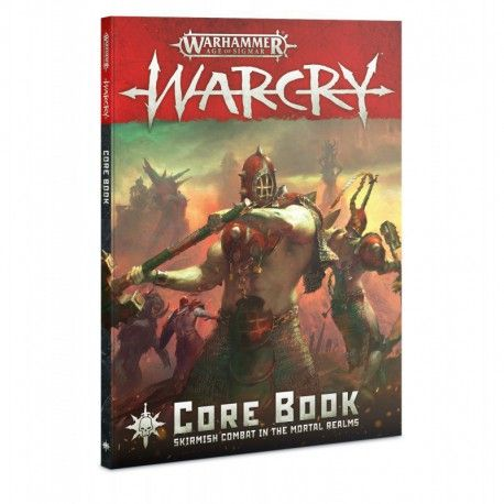AGE OF SIGMAR: WARCRY CORE BOOK (ESP)