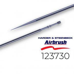 Harder & Steenbeck: Aguja 0,2mm For Evolution, Infinity, Ultra + Grafo (123730)