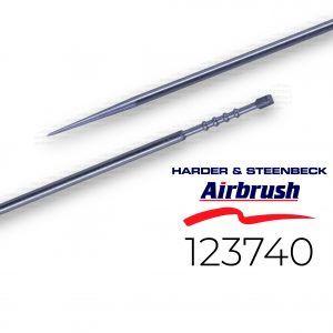Harder & Steenbeck: Aguja 0,4mm For Evolution, Infinity, Ultra + Grafo (123740)