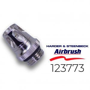 Harder & Steenbeck: Cabezal De Aire 0.4mm For Evolution, Colani + Grafo Also Suitable For Infinity + Ultra (123773)