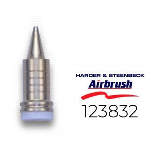 Harder & Steenbeck: Boquilla 0,4 Flotante (Sin Rosca-Autocentrado) Evolution, Grafo Y Colani (123832)
